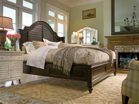 paula deen steel magnolia bedroom set steel magnolia tobacco