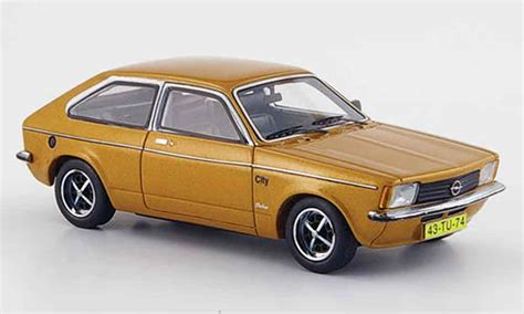 opel kadett 1978 opel kadett c city berlinor 1978 neo diecast model car 1