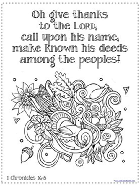 thanksgiving coloring page with scripture thanksgiving archives 1 1 1 1