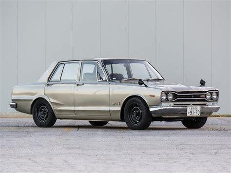 1970 Nissan Skyline by 1970 Nissan Skyline 2000gt R On Auction 95 Octane