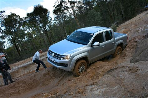 off road volkswagen amarok off road review photos caradvice