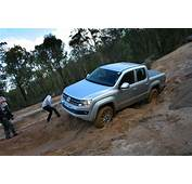 Volkswagen Amarok Off Road Review  Photos CarAdvice