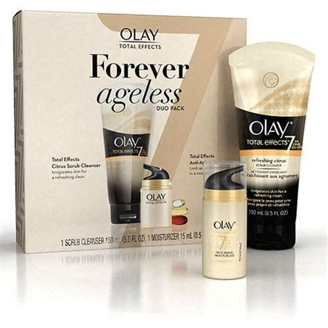 Produk Olay Total Effect olay total effects anti aging skin care regimen duo pack