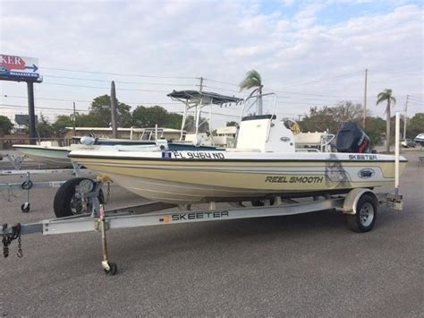 skeeter bay boats for sale florida skeeter zx 20 boats for sale in florida