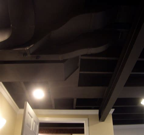 Inspiring Basement Lighting Ideas Basement Ceiling Ideas Basement Ceiling Lighting