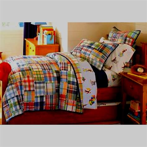 pottery barn kids madras curtains 20 best pottery barn madras theme images on pinterest