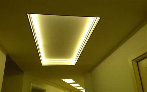 controsoffitti illuminazione led controsoffitto con i led controsoffitto in cartongesso