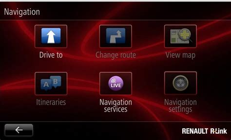 renault unveils android based infotainment with apps r link