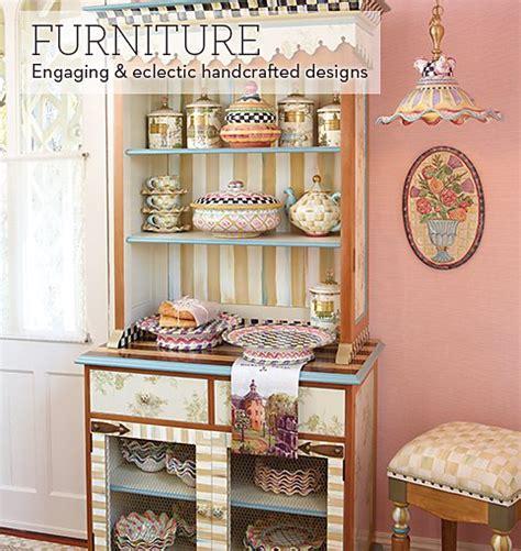 mackenzie childs kitchen ideas mackenzie childs eclectic furniture hand decorated at