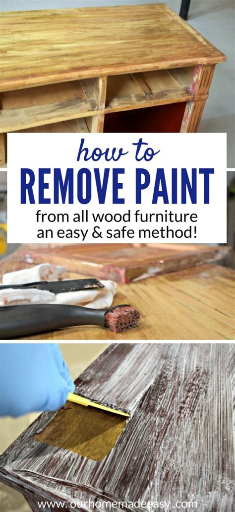 How To Remove Paint From Furniture by Best 25 Restoring Furniture Ideas On