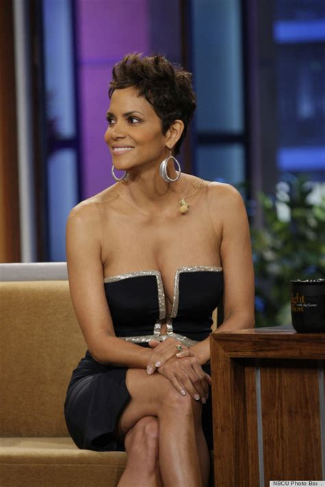 Halle Berry Gets On Knees For A by Halle Berry S Remind Us Of The Importance Of
