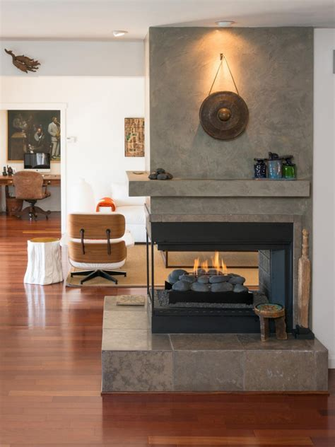 open fireplace ideas open fireplace designs to warm your home