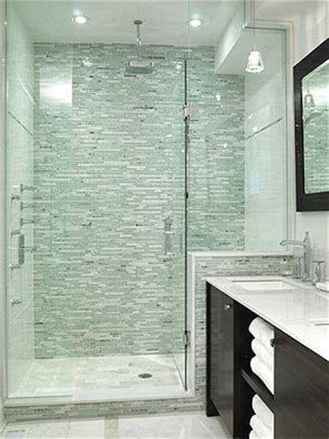 Bathroom Glass Tile Ideas by Contemporary Bathroom Tile Design Ideas The Ark