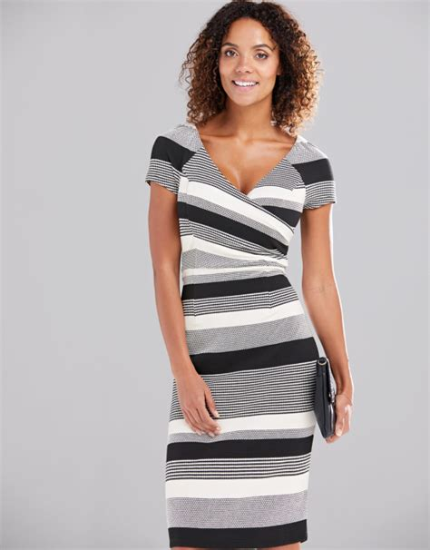 997 Stripped Dress Import dresses bravissimo