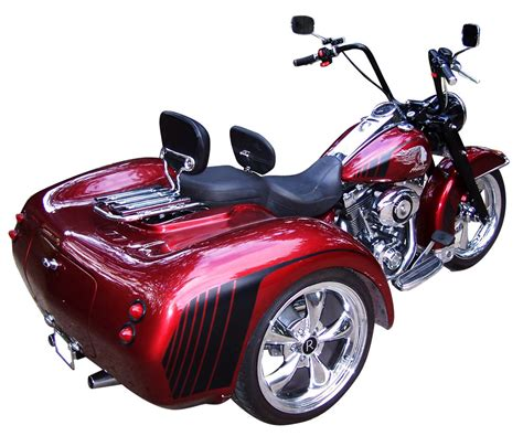 Trike Conversion Kits For Harley Davidson by Independent Suspension Trike Conversion Kit Package
