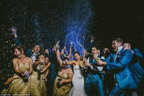 World's best wedding photos from 2016 are announced