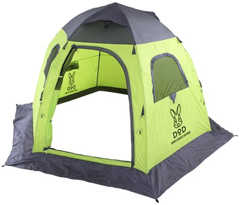 tenda da pesca doppelganger outdoor tenda da pesca di one touch t5 244