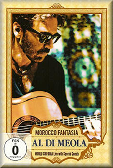 moraccan len al di meola morocco fantasia inakustik inak 7003 dvd