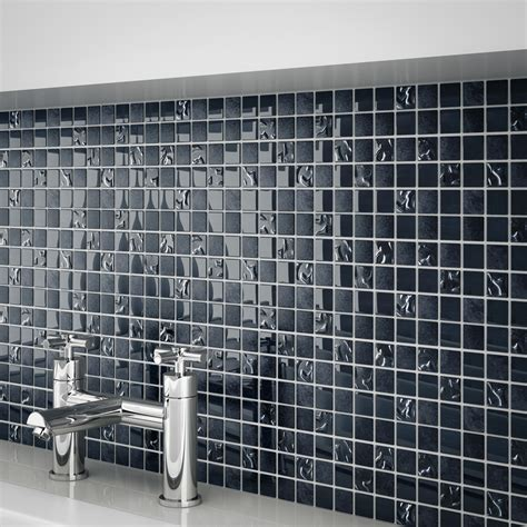 55x33 3 adelaide beige mosaic bathroom wall tiles wall black glass wall tiles uk slate silver square glass