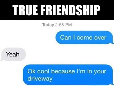 Friendship Meme - best funny friendship quotes and memes