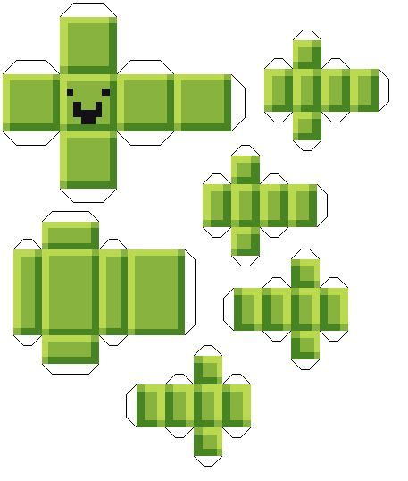 Pixel Papercraft Minecraft - 17 best images about minecraft printables on