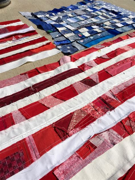 american flag quilt noelle o designs