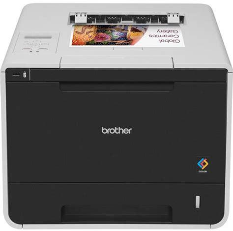 laser color printer reviews hl l8350cdw colour laser printer review tech advisor