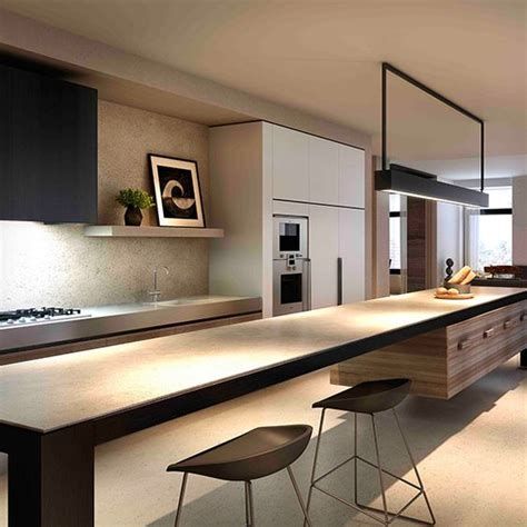 Contemporary Island Kitchen by How To Design A Contemporary Kitchen Blue Tea Kitchens