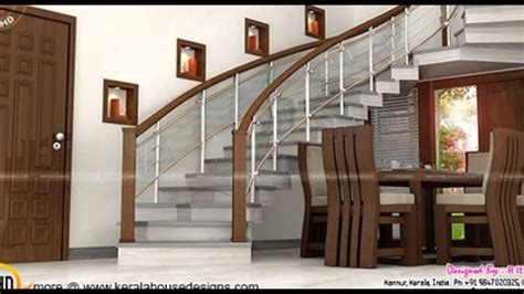 Glass Handrails For Stairs Stainless Steel Hand Rail Thrissur Contact 9400490326