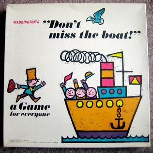 miss the boat don t miss the boat wikipedia