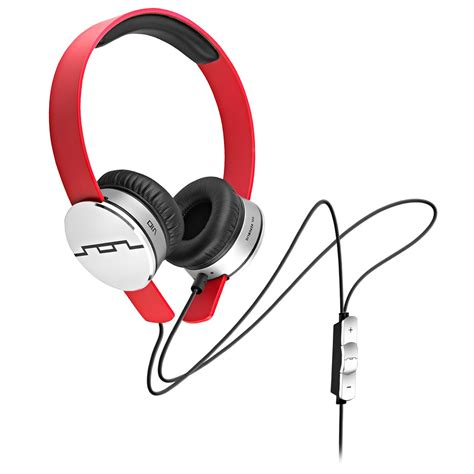 Headphone M Tech Mt 01 With Mic sol republic tracks hd v10 on ear interchangeable