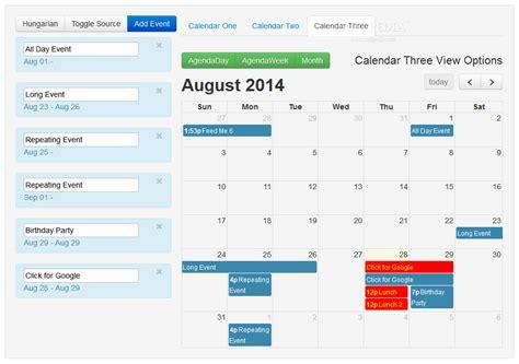 Angular Ui Calendar Ui Calendar
