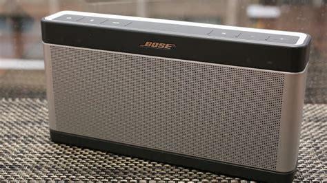 Speaker Bluetooth Bose bose soundlink bluetooth speaker iii review cnet