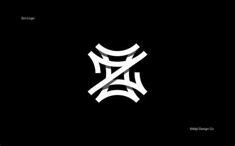 Z Logo z is for zen logo template logo templates creative market