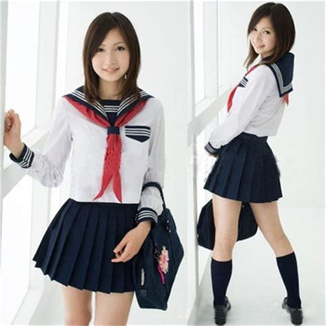 japanese school girl uniforms i just realize japan and korea has the best school