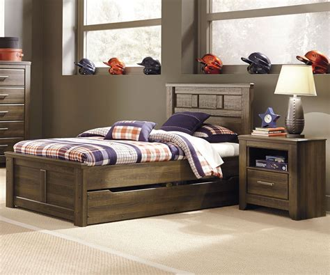 boys trundle bed b251 juararo trundle bed boys twin size trundle beds