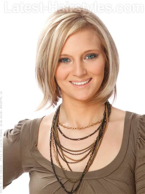 hairstyles medium blonde fine hair these 44 medium bob hairstyles are trending for 2018