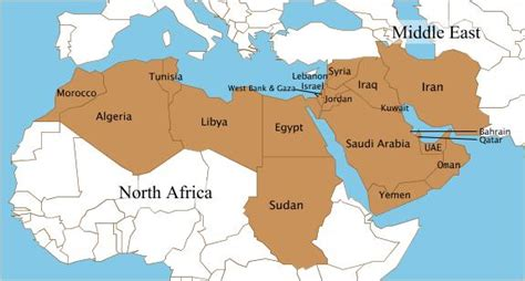 middle east map united states us and problem of emerging independent allies in the