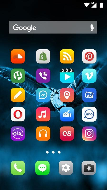 theme  galaxy    android apk