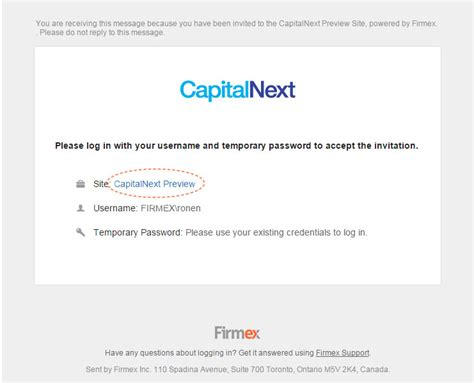 firmex login page firmex knowledge base
