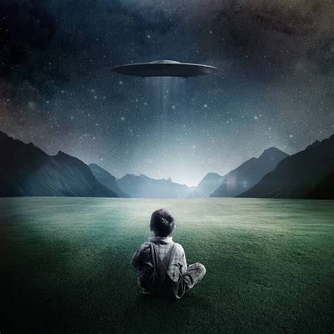 A Place Aliens Ufo Wallpapers Wallpaper Cave