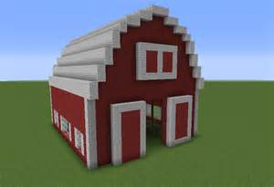 How To Make A Small Barn In Minecraft Red Barn 2 Grabcraft Your Number One Source For