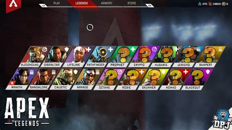 apex legends   characters legends coming