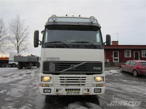 volvo fh    curtain side trucks year  price   sale mascus usa