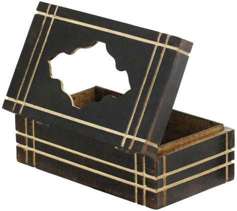 Handmade Tissue Holder - wholesale wood tissue box holder cover from bulk suppliers