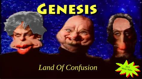 genesis land genesis land of confusion 2015 by