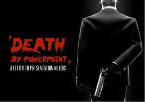 by by death by powerpoint redesigned