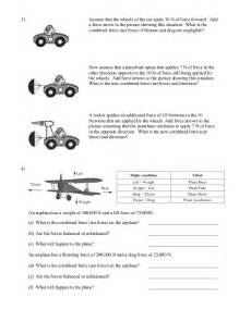 balanced unbalanced forces worksheet defendusinbattleblog