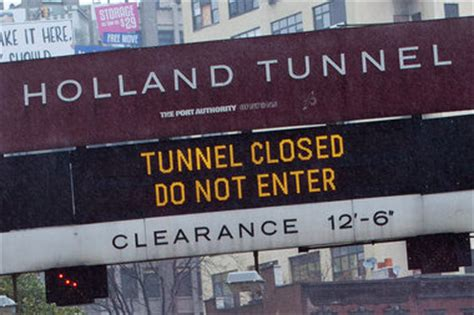 lincoln tunnel closed today hurricane causes closure of two nyc tunnels as of 2