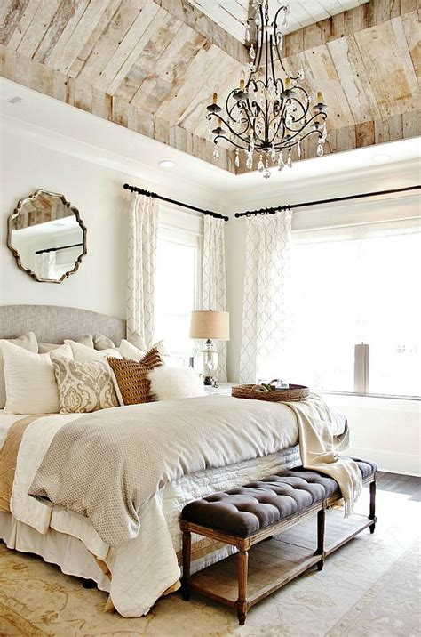 mirror above headboard 10 tips for creating the most relaxing french country